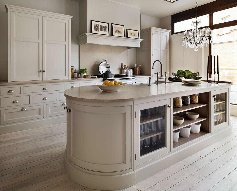 стол остров на кухне дизайн идеи