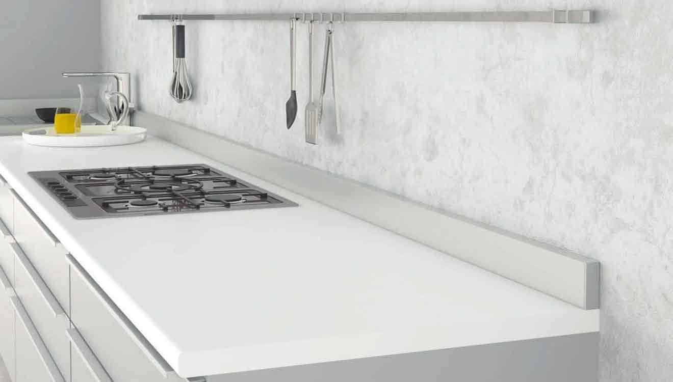 Белую кухню