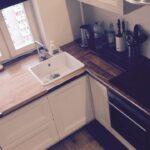 кухонная столешница вид сверху
