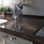 кухонная столешница прямая