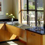 кухонная столешница с тумбой
