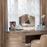 столик для макияжа с зеркалом виды идеи