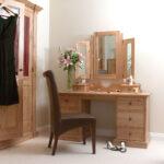 столик для макияжа с зеркалом идеи интерьера