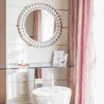 столик для макияжа с зеркалом идеи