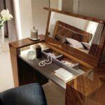столик для макияжа с зеркалом идеи оформление