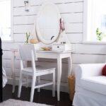 столик для макияжа с зеркалом варианты фото