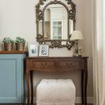 столик для макияжа с зеркалом идеи фото