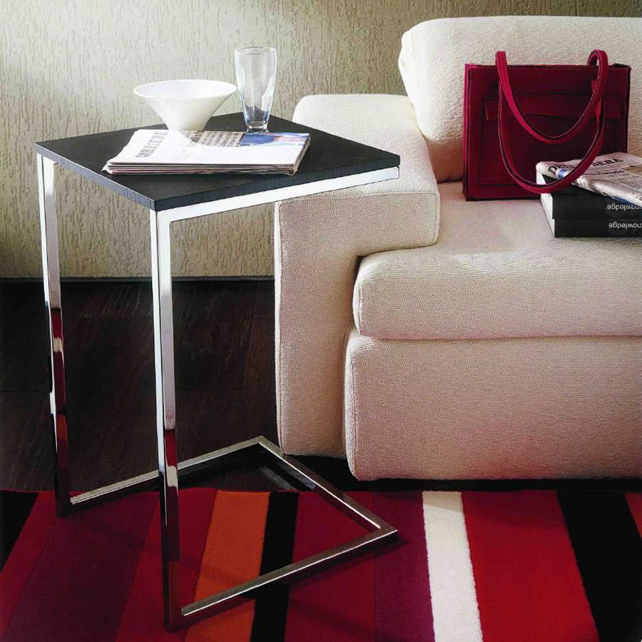 столик приставной на подлокотник дивана