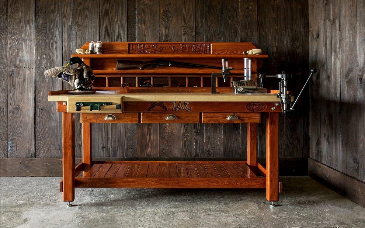 столярный стол фото дизайн