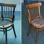 стулья после реставрации оформление идеи