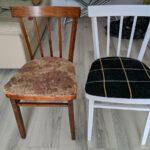 стулья после реставрации оформление фото