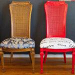 стулья после реставрации интерьер