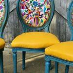 стулья после реставрации интерьер идеи