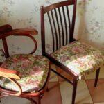 стулья после реставрации идеи интерьер