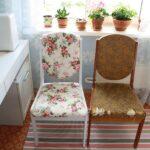стулья после реставрации фото интерьера
