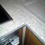 стык кухонной столешницы