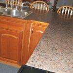 стык кухонной столешницы фото виды