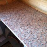 стык кухонной столешницы варианты дизайна