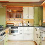 сушилка для кухонного шкафа идеи дизайн