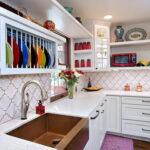 сушилка для кухонного шкафа идеи дизайна