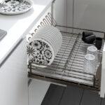 сушилка для кухонного шкафа фото интерьер