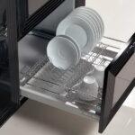 сушилка для кухонного шкафа оформление фото