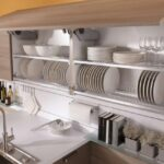 сушилка для кухонного шкафа фото оформления