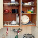 сушилка для кухонного шкафа виды декора