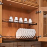сушилка для кухонного шкафа дизайн