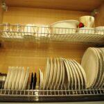 сушилка для кухонного шкафа дизайн фото