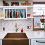 сушилка для посуды фото декора