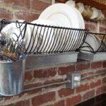 сушилка для посуды фото оформление