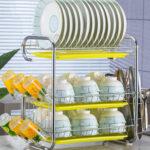 сушилка для посуды оформление идеи