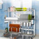 сушилка для посуды идеи оформления