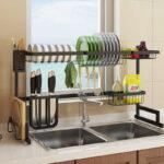 сушилка для посуды идеи виды
