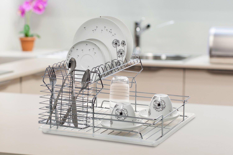 сушилка для посуды настольная