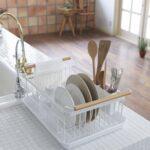 сушилка для посуды оформление фото