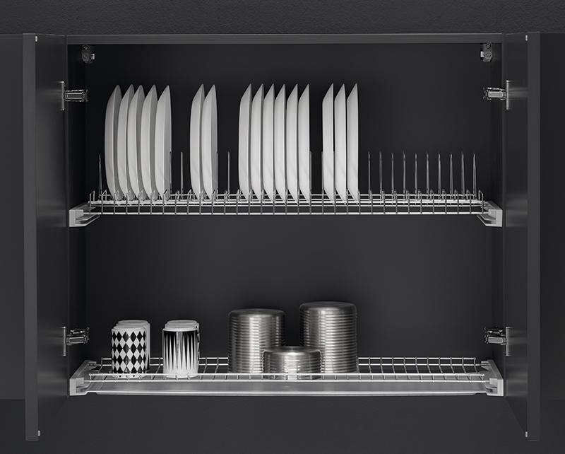 сушилка для посуды встроенная