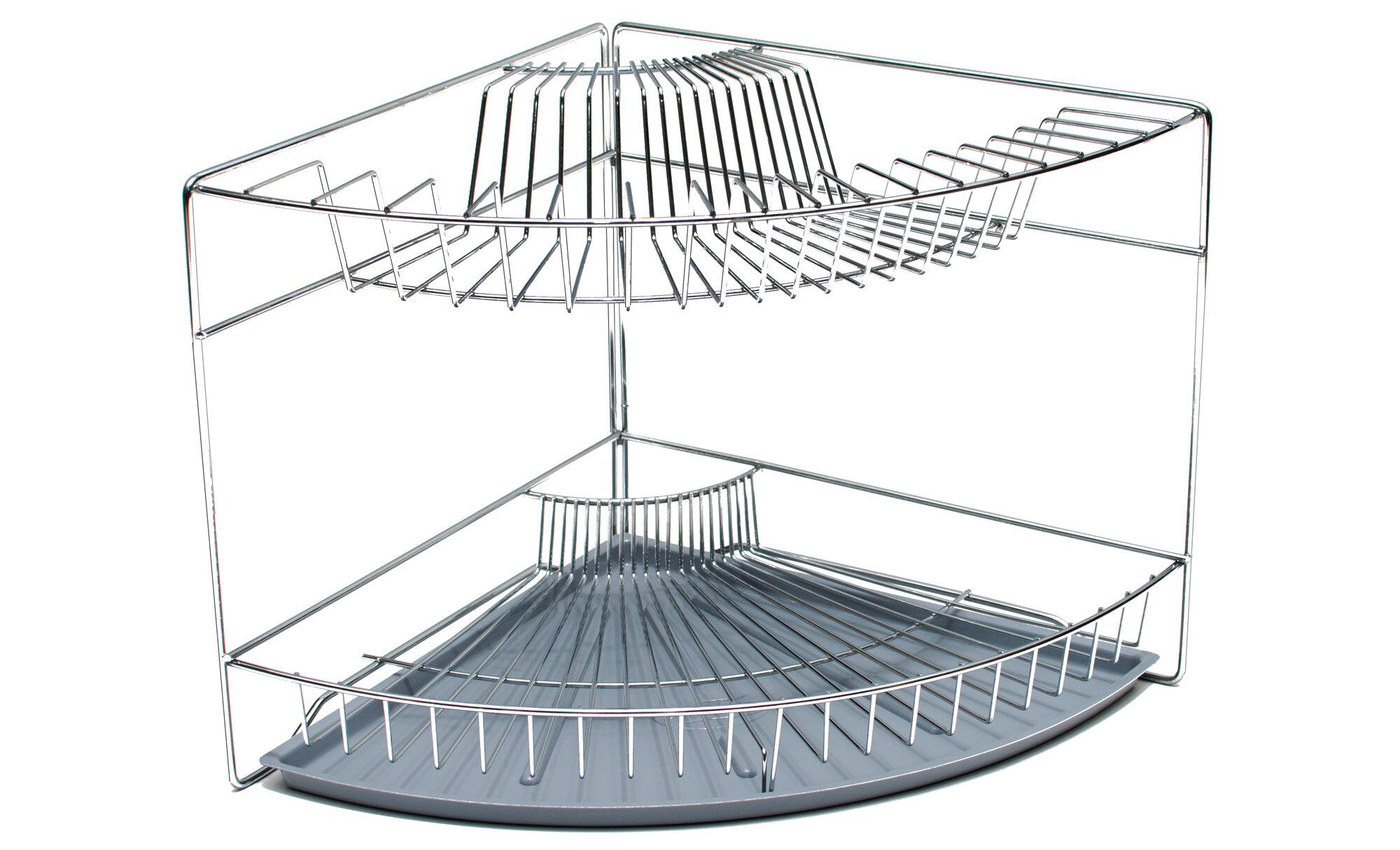 угловая сушилка для посуды фото дизайн