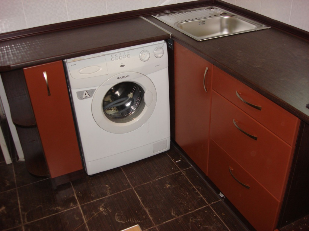 варочная панель над стиральной машиной фото участки подмосковье