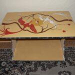 рисунок на столе