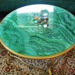 заливной стол