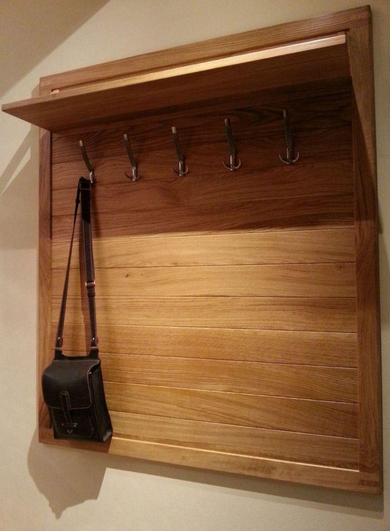эта вызвала вешалка для одежды настенная своими руками фото можно расположить
