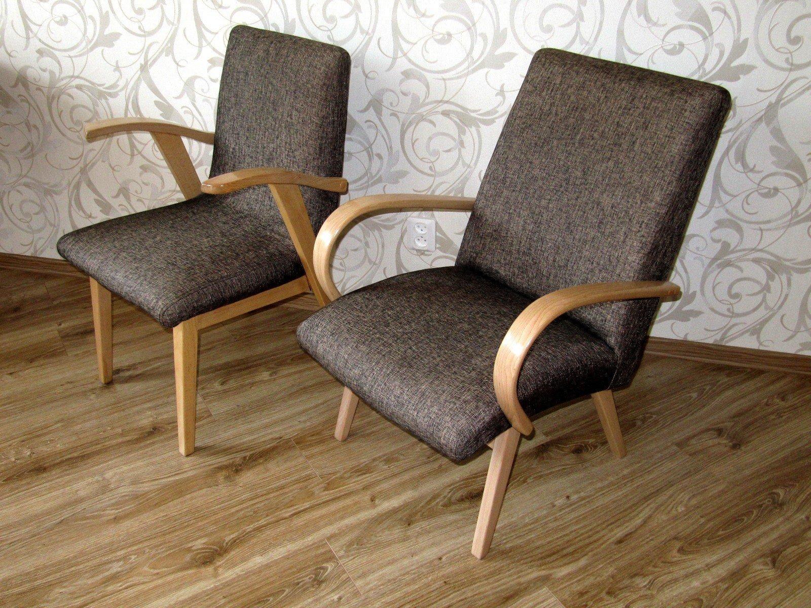 обивки кресла.