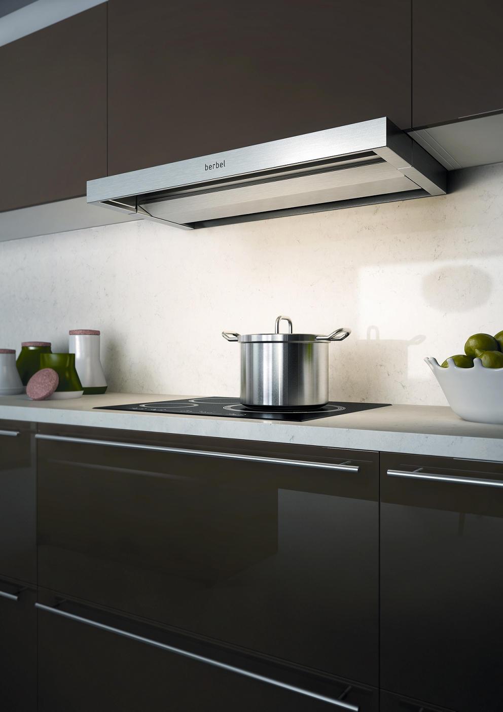 отношения фото кухонь со встроенной вытяжкой шопиным стучаться