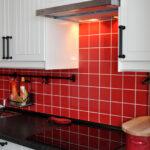 встроенная вытяжка для кухни оформление фото
