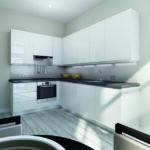 встроенная вытяжка для кухни дизайн идеи