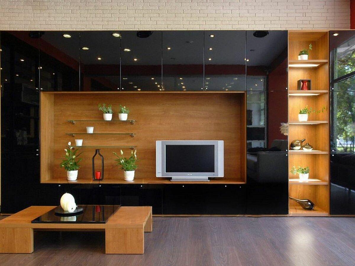 встроенные мебельные стенки