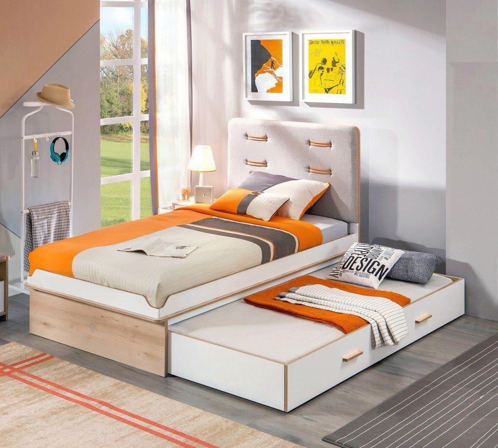 конструкция выдвижной кровати