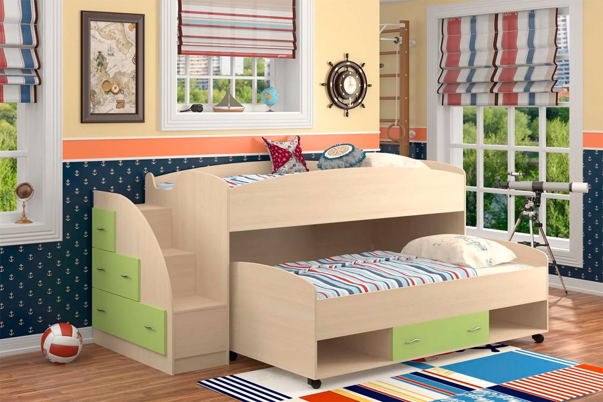 нюансы выдвижной кровати